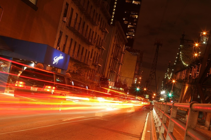 Sapphire New York!