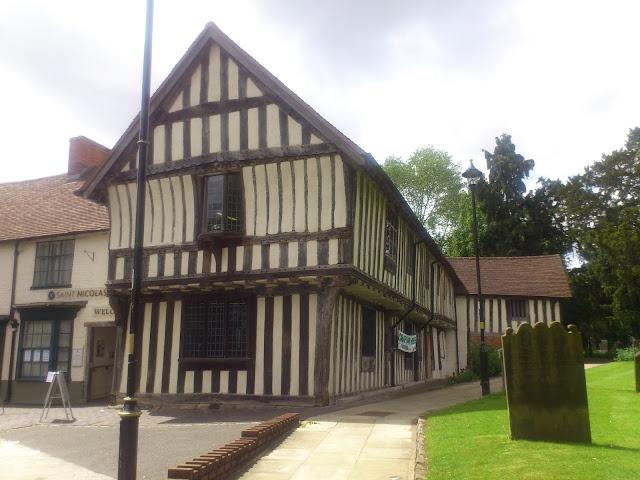 Saracen's Head, King's Norton