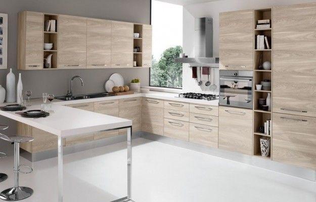 Cucina con angolo snack jasmine catalogo 2015 cucine mondo convenienza modello con top bianco - Cucina alice mondo convenienza ...