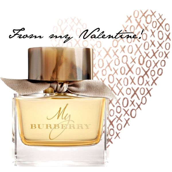 From my Valentine! Mmmmmmm yes!