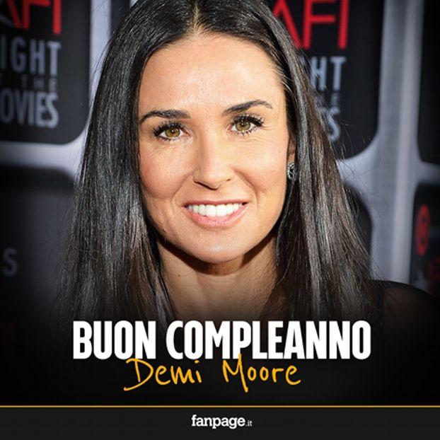 Demi #Moore 11nov1962 53 anni