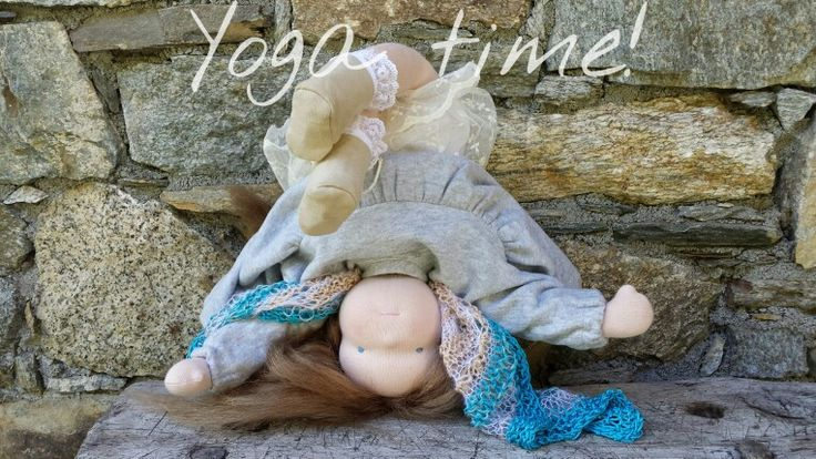 tempo di yoga per Lucille
