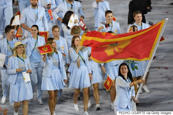 montenegro team uniform rio 2016 - Google Search