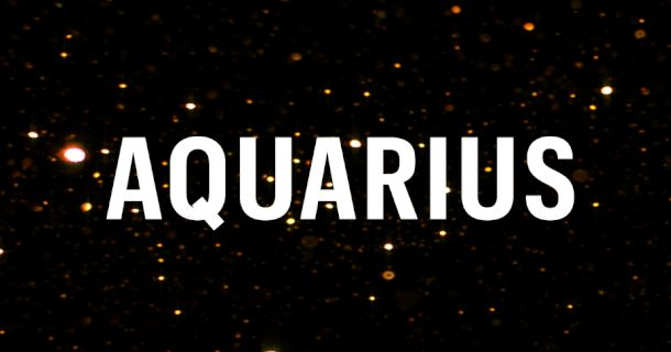 Aquarius Monthly Horoscope (June 2017)