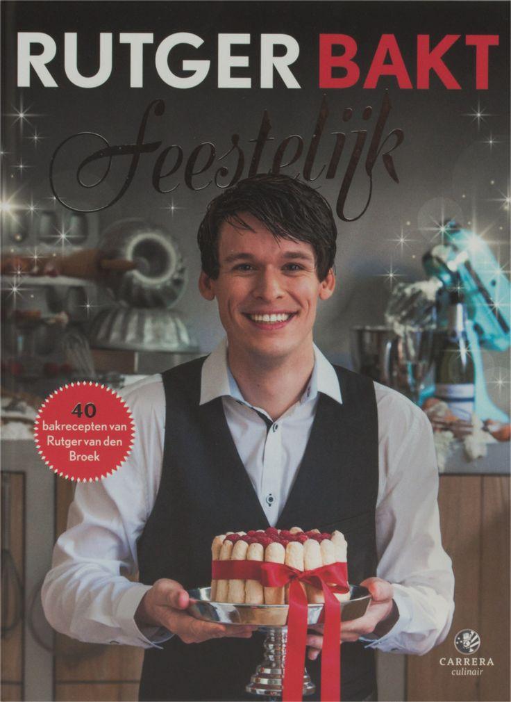 kookboek, feestelijk, holland, heel, bakrecepten, 70, bakt, 9789048820153, rutger, 9789048825219