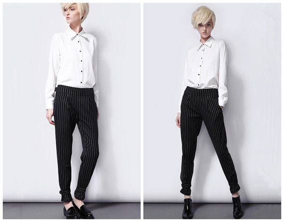 White shirt for women with long sleeve from BWG studios.