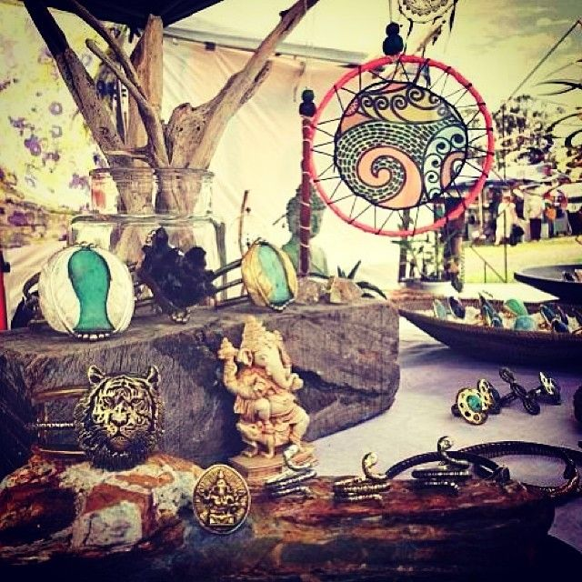 BYRON BAY BEAUTIES :: visit @dawnwolfdreamer at #bahgsujewels booth at the Byron Bay market ::: happening NOW