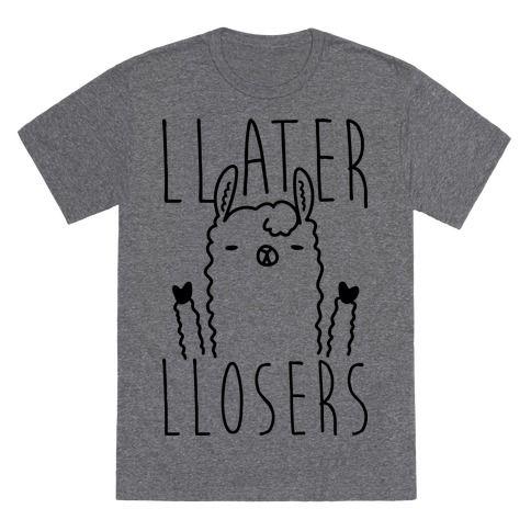 Llater+Llosers+Llama