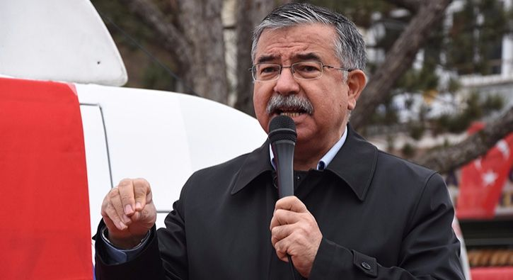 #GÜNDEM 'Erbakan'ın, Başbuğ Türkeş'in, Özal'ın hayalini gerçekleştireceğiz': Milli Eğitim Bakanı İsmet Yılmaz '16 Nisan'da biz Erbakan'ın,…