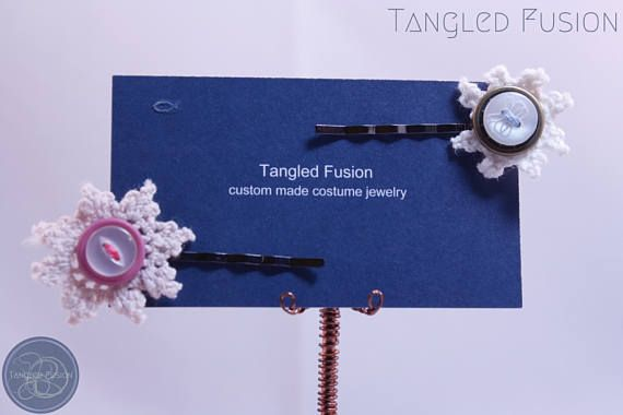 Vintage Crochet Button Hair Pin Pair https://www.etsy.com/au/listing/519817370/vintage-crochet-button-hair-pin-pair?ref=shop_home_active_50