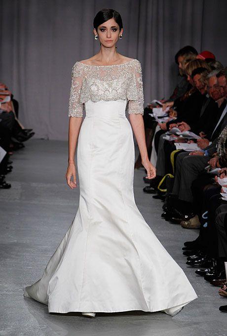 Brides: Platinum for Priscilla of Boston - Fall 2011  :