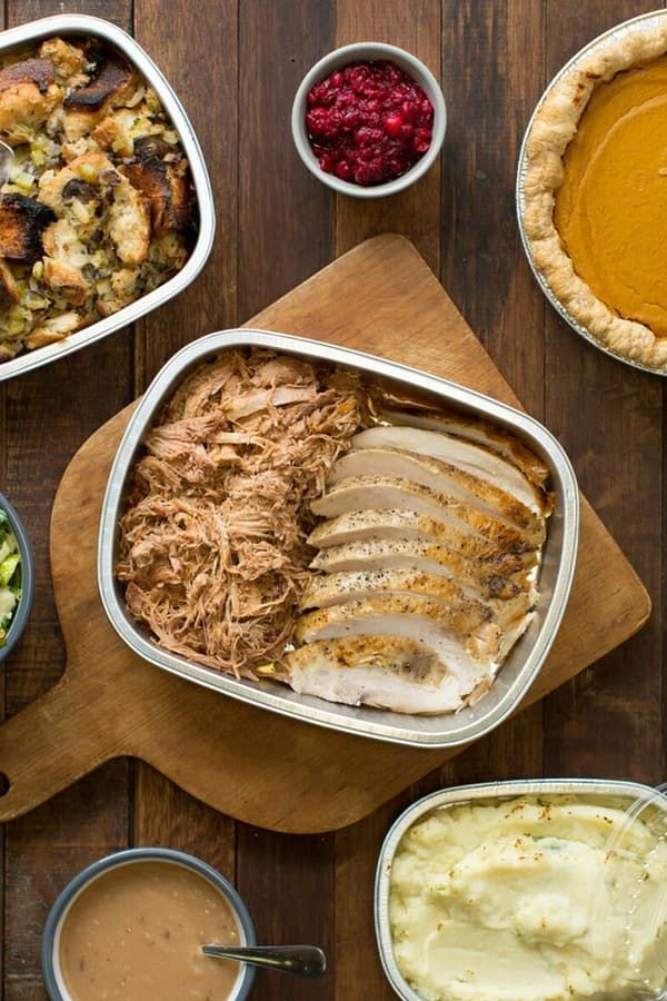 7 Tricks for Pulling Off a Last-Minute Thanksgiving via @PureWow