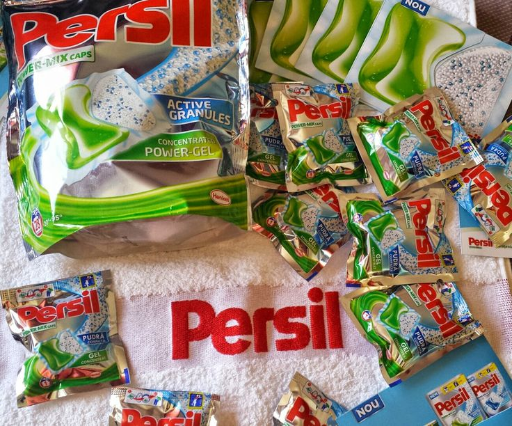 PERSIL Power - Mix caps - Emotii de mamica