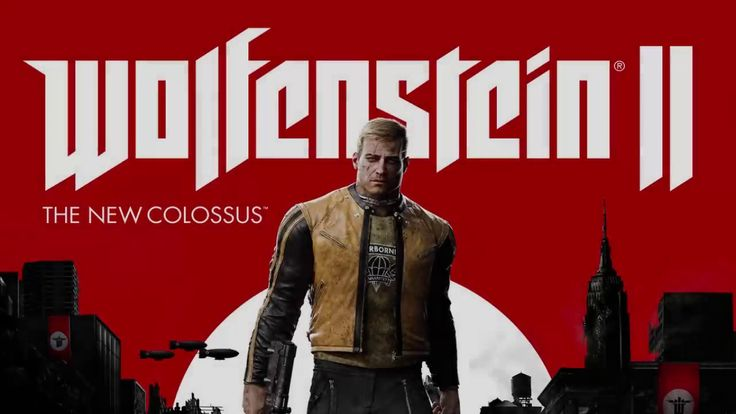 Machine Games y Bethesda se placen en presentarnos a Wolfenstein II: The New Colossus, con un trailer irreverente y no apto para menores de edad.