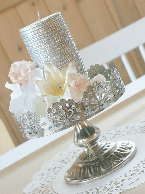 Best baptism table centerpieces ideas on pinterest