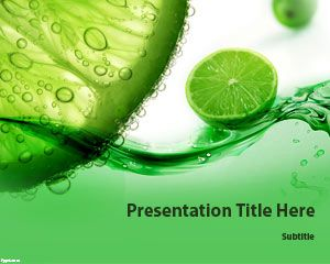 Citrus PowerPoint Template | Free Powerpoint Templates