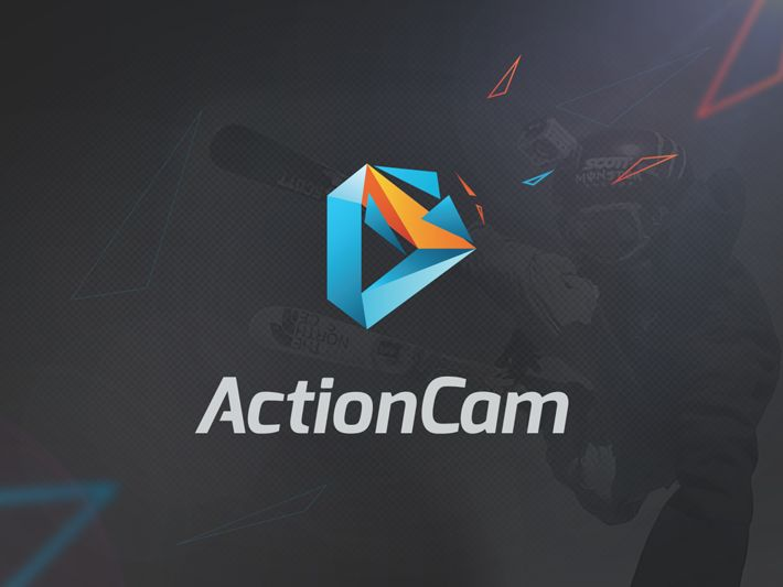 ActionCam by Martin Wisniewski, via Behance