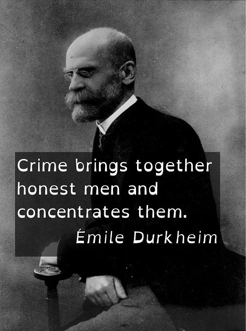 Emile durkheim the father of sociology essay