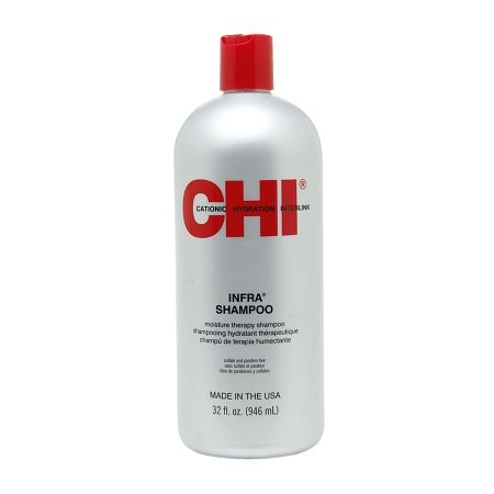 CHI Infra Shampoo Moisture TherapyCHI Infra Poo 32z: Gently Cleanses The Hair And… #photo #health #cosmetics #prescriptions #pharmacy