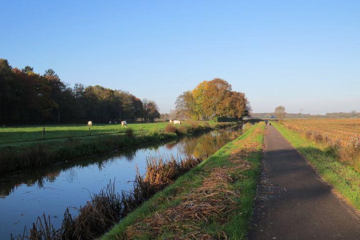 2014-11-02 De Soest Wetering richting Boskamp