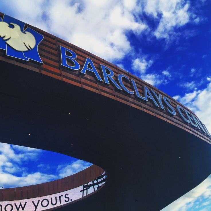 #BarclaysCenter #Brooklyn
