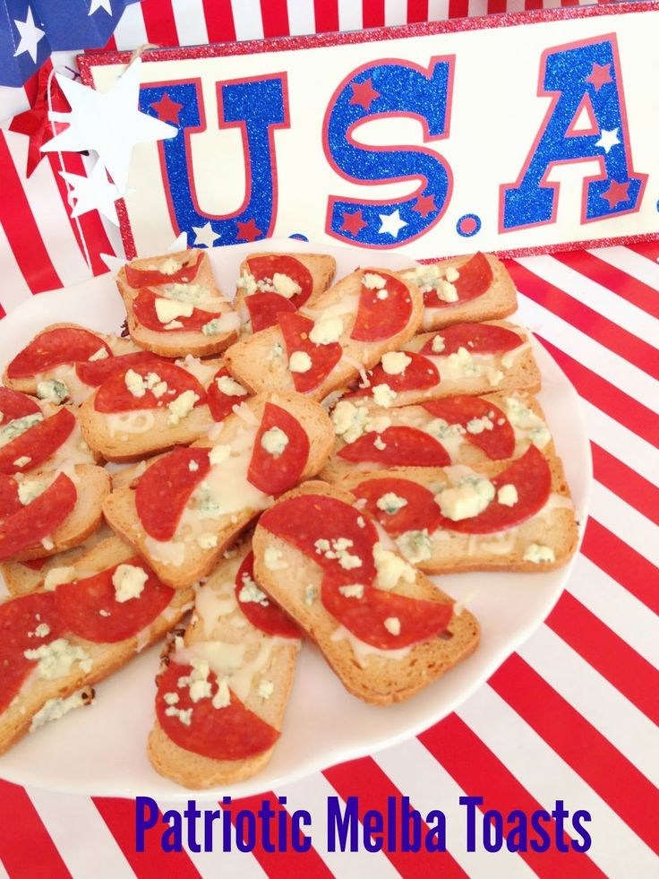 4 of july appetizers