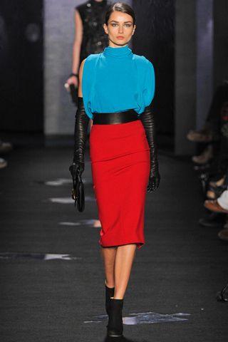 Diane von Furstenberg Fall 2012 Ready-to-Wear Collection Slideshow on Style.com