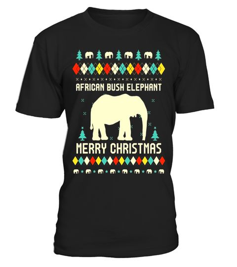 """# African Bush Elephant Christmas T-shirt Vintage Retro .  Special Offer, not available in shops      Comes in a variety of styles and colours      Buy yours now before it is too late!      Secured payment via Visa / Mastercard / Amex / PayPal      How to place an order            Choose the model from the drop-down menu      Click on """"Buy it now""""      Choose the size and the quantity      Add your delivery address and bank details      And that's it!      Tags: African Bush Elephant Ugly…"""