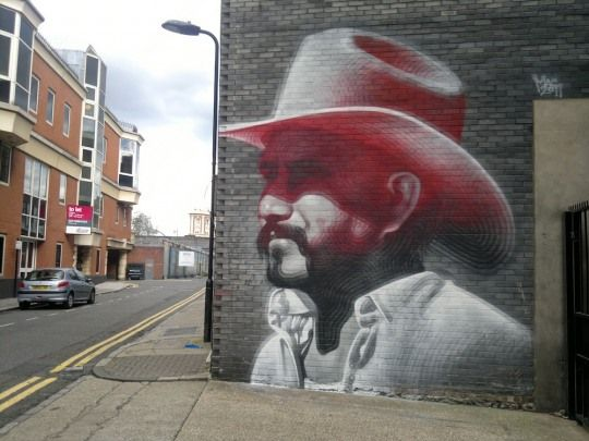 Stunning Street Artworks by El Mac