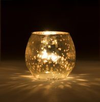 Bordslampa Hanoi Mini Guld - Bordslampor - Rusta