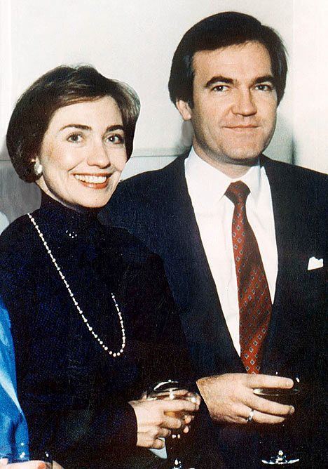 The man who knew too much? The truth about the death of Hillary Clinton's close friend Vince Foster