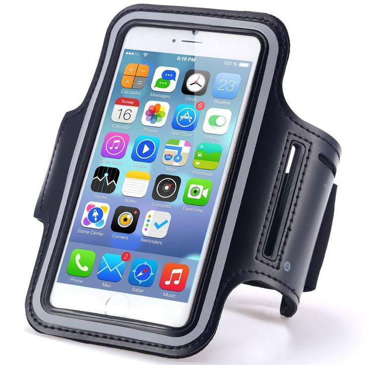 For iPhone 6 6s Running Sports Arm Band Case For Apple iphone 6 6S Cover 4.7Inch 6 GYM Armband Cover Holder For iphone6 6S Bags