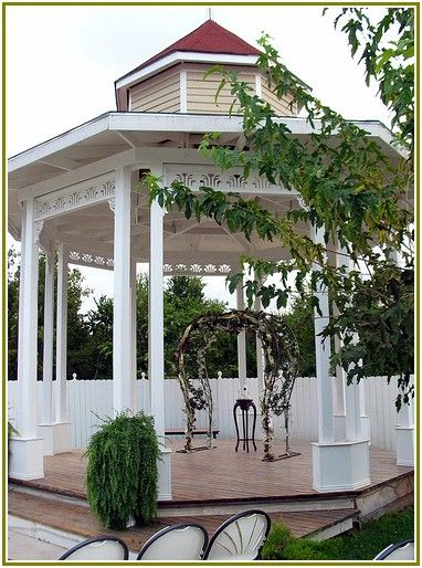 Special Gazebo With Canopy