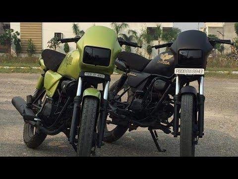 Splendor Bikes Modified World Best Modification Fun Techs