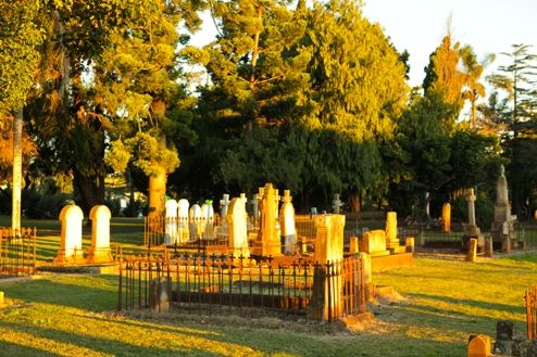 Toowoomba Regional Council - Grave Search