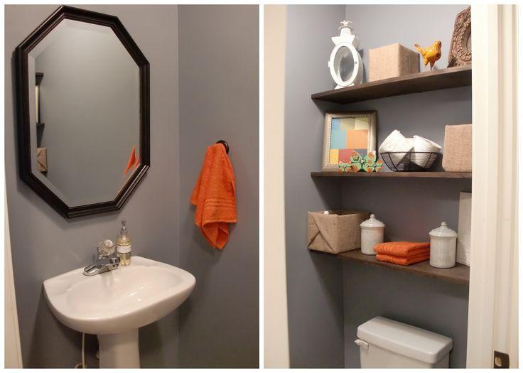 23 best bathroom images on pinterest bathroom bathrooms for Yellow tile bathroom paint colors