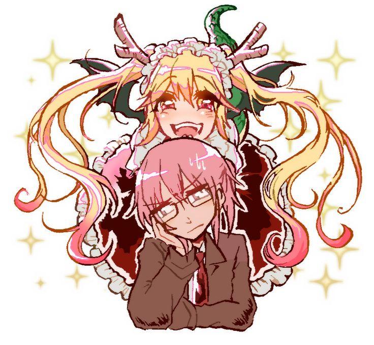 Just watched Kobayashi-san chi no maid dragon. Feels good
