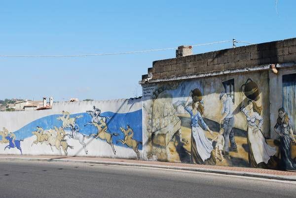 murales in sardegna - Cerca con Google
