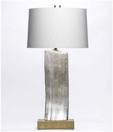 17 best awesome table lamps images on pinterest table lamps gorgeous mineral lamps by brenda houston aloadofball