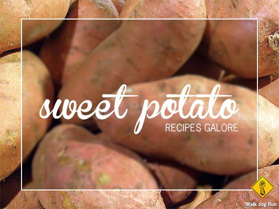 20 sweet potato recipes (low on the glycemic index, anti-inflammatory, and an excellent source of beta-carotene / vitamins A and C)