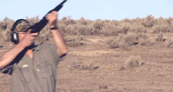 Just How Powerful is an Elephant Gun? Here's a Video of Ron Spomer Falling Down While Shooting One