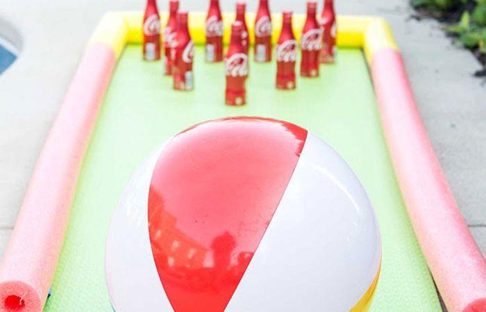 7 Divertidos juegos con churros de piscina para este verano