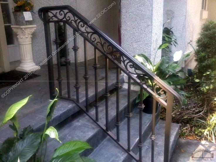 Porch Railings For Steps | Railings  Rails  Cable Railing  Iron