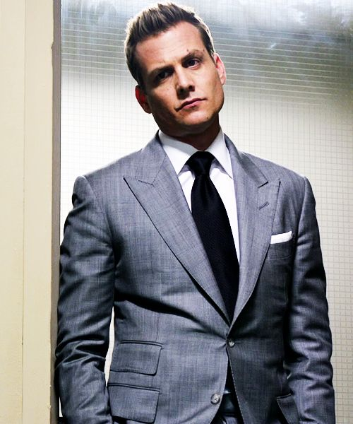 #HarveySpecter ♥ #GabrielMacht #SUITS