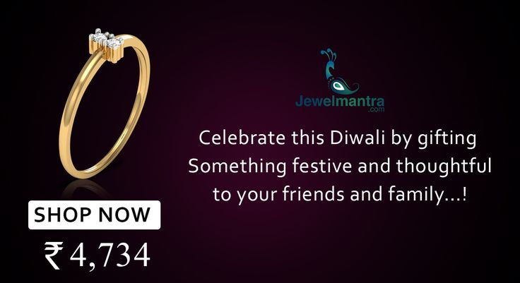 Celebrate this Diwali by gifting something festive and thoughtful to your friends and family...! Buy Gift for your loved ones only on @ www.jewelmantra.com A unit of MAHABIR DANWAR JEWELLERS