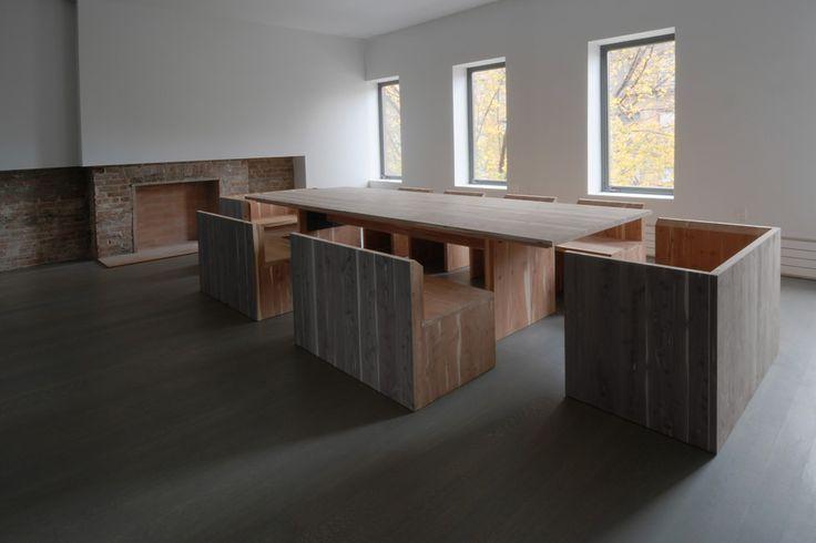Monolith Table | SPACECUTTER alex gil design
