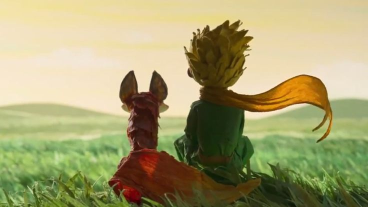 The Little Prince could be one of the most beautiful animated films of 2015 - http://www.theverge.com/2014/12/10/7369719/the-little-prince-2015-trailer