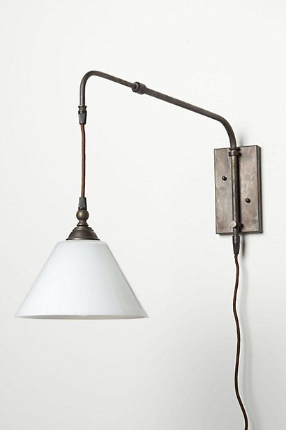 Robson Sconce #anthropologie
