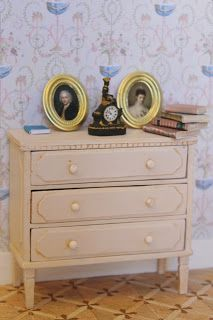 make miniature furniture. how to make mini dresser miniature furniture u