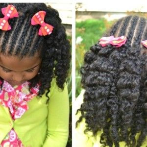 Pictures of African American Little Girl Braid Hairstyles 6